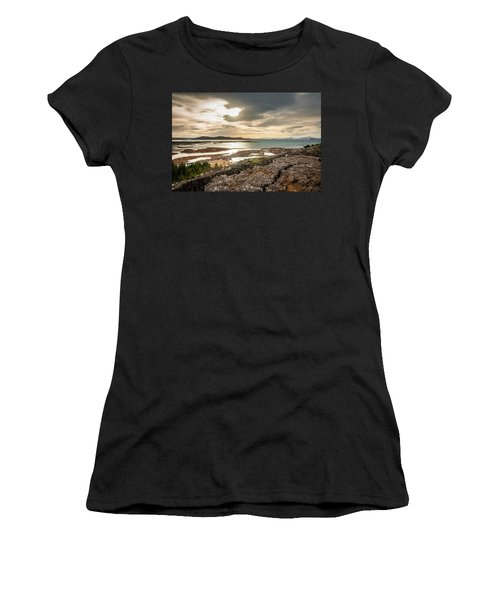 Winter Warmth Women's T-Shirt