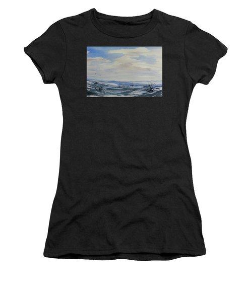 Winter Wilds Women's T-Shirt