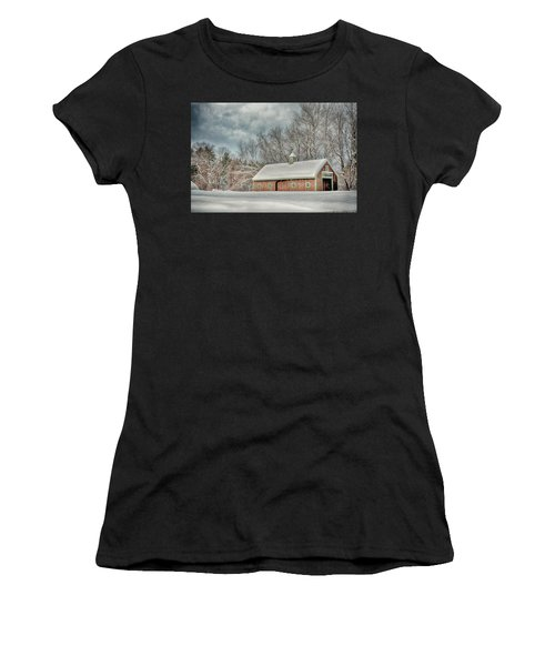 Winters Coming Women's T-Shirt (Athletic Fit)