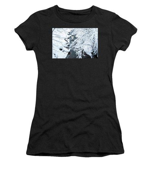 Winters Creek- Women's T-Shirt