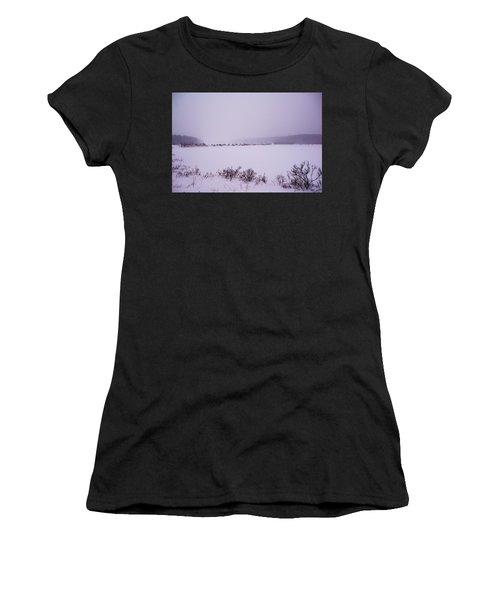 Winter's Desolation Women's T-Shirt