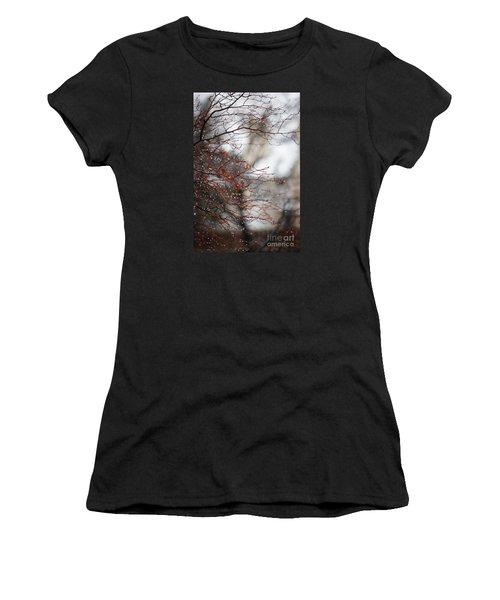 Wintry Mix Women's T-Shirt