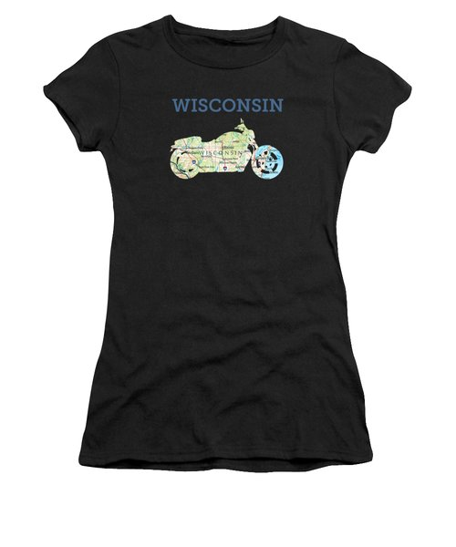 Wisconsin Women's T-Shirt