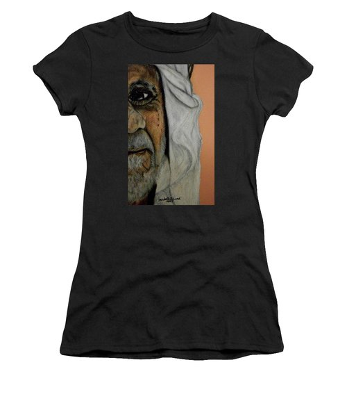 Wisdow Eye Women's T-Shirt (Athletic Fit)