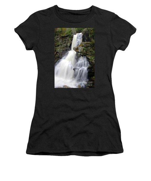 Whisper In My Ear Women's T-Shirt (Athletic Fit)