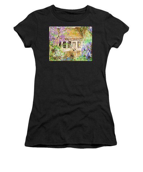 Wisteria House Women's T-Shirt