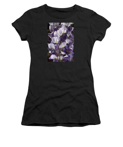 Wisteria In Spring Women's T-Shirt