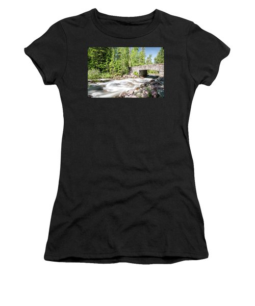 Wistful Afternoon Women's T-Shirt (Athletic Fit)