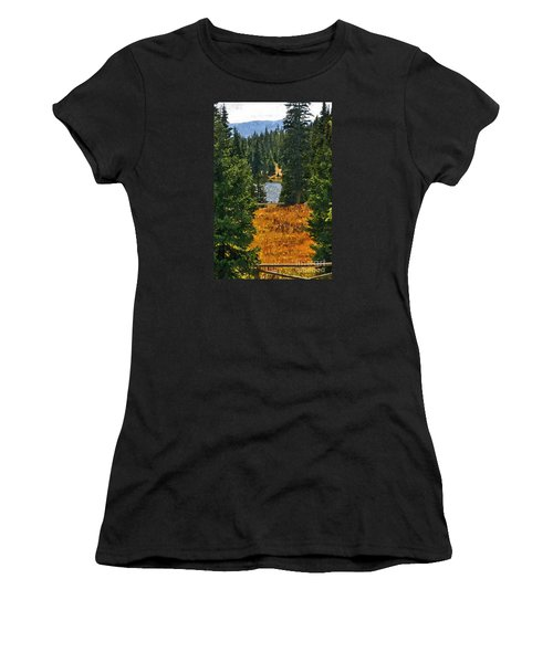 With A View Women's T-Shirt
