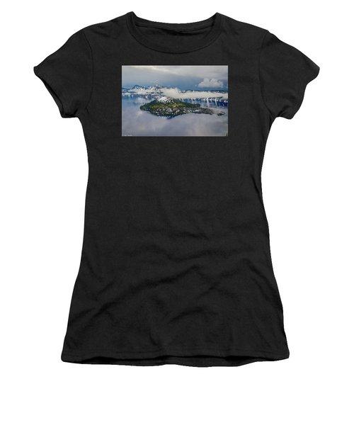 Wizard Island Women's T-Shirt