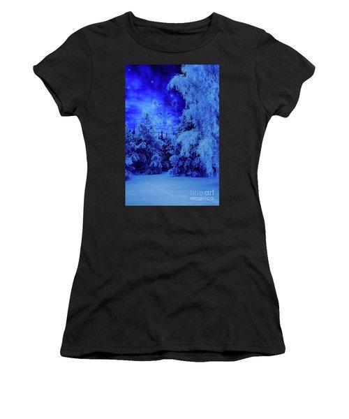 Wolf's Night Women's T-Shirt
