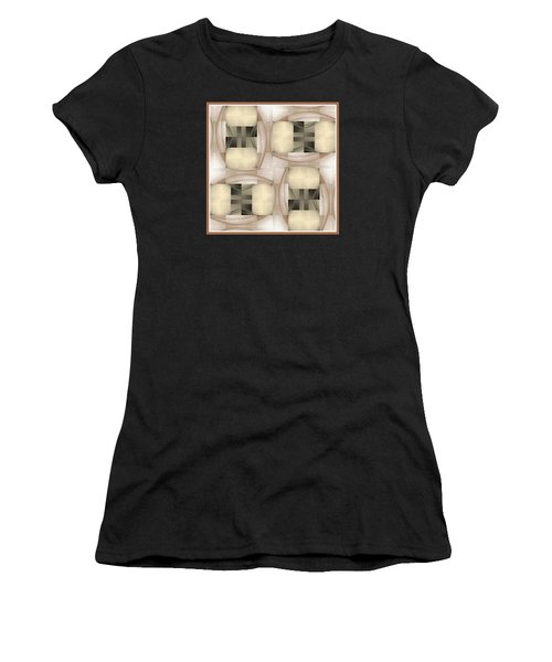 Woman Image Six Women's T-Shirt (Athletic Fit)