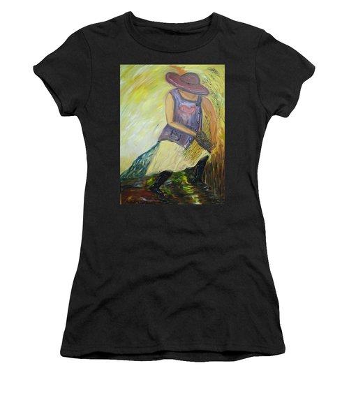 Woman Of Wheat Women's T-Shirt