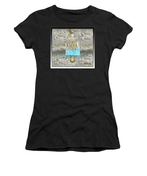 Women Chanting - Song Of Europa Women's T-Shirt (Athletic Fit)