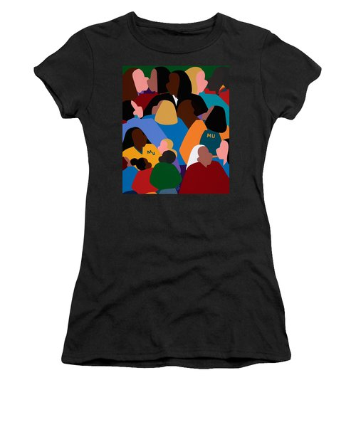 Women Of Impact And Influence Women's T-Shirt (Athletic Fit)