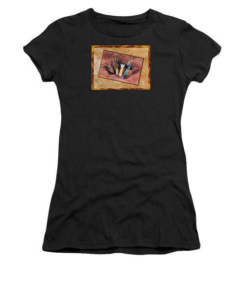 Women's Favorite Tools Women's T-Shirt (Athletic Fit)
