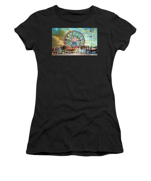 Wonder Wheel Women's T-Shirt