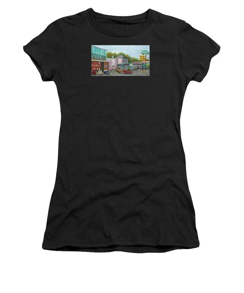 Wonderful Memories Of The Wal-lex Women's T-Shirt (Athletic Fit)