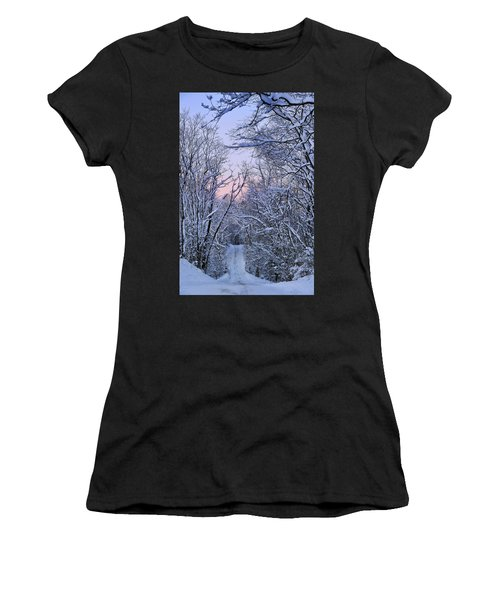 Wonderland Road Women's T-Shirt