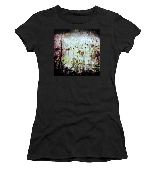 Wonderland Women's T-Shirt (Junior Cut) by Trish Mistric
