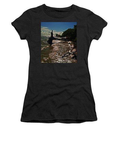 Wood Light Women's T-Shirt