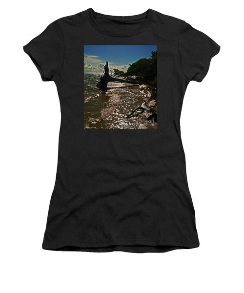 Wood Light Women's T-Shirt