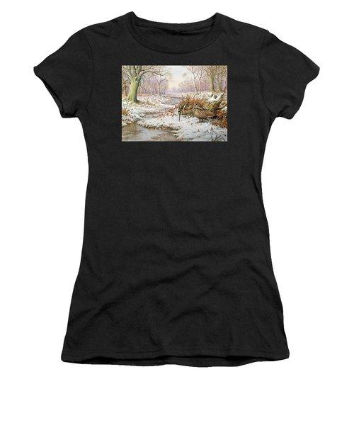 Woodcock Women's T-Shirt