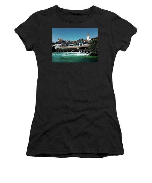 Wooden Bridge Women's T-Shirt
