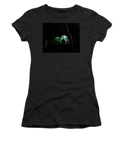 Woodland Fairies Women's T-Shirt (Athletic Fit)