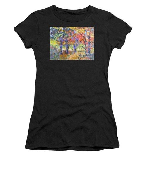 Woodland Walk Women's T-Shirt