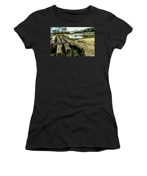 Woodside Women's T-Shirt (Athletic Fit)