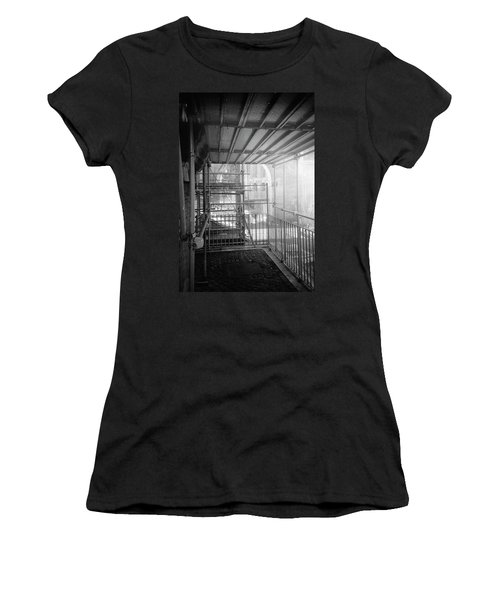 Work In Progress Under The Ruins Women's T-Shirt