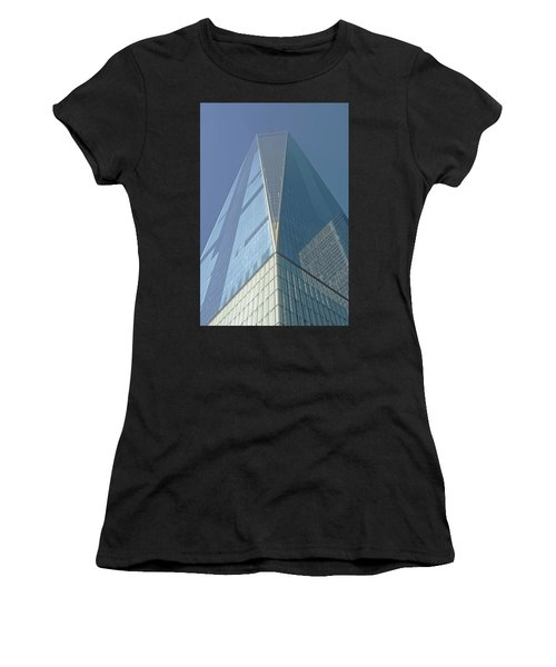 World Trade Center 2016 Women's T-Shirt (Athletic Fit)