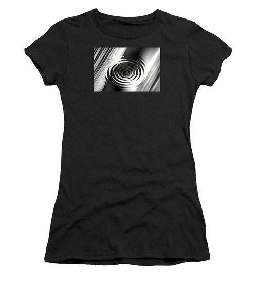 Wormhold Abstract Women's T-Shirt