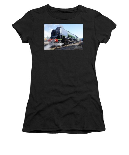 Worm's Eye View Women's T-Shirt