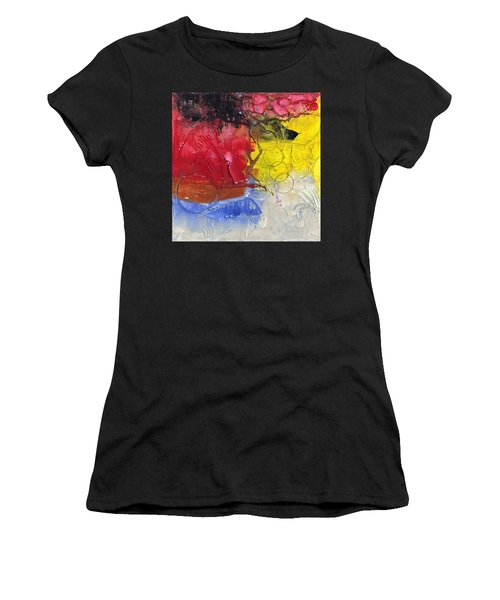 Wounded Women's T-Shirt (Athletic Fit)