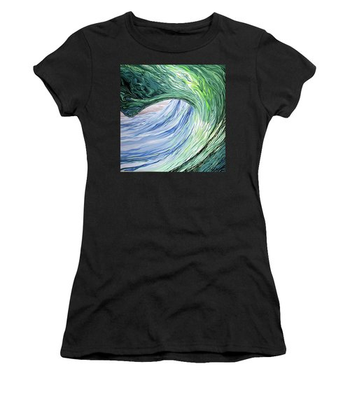 Wrap Around Women's T-Shirt