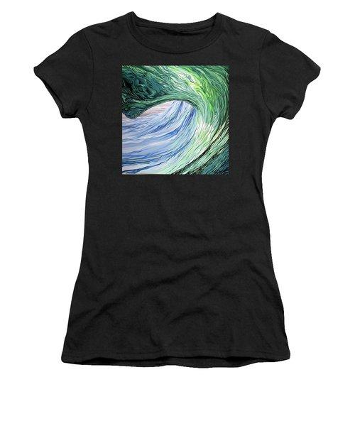 Wrap Around Women's T-Shirt