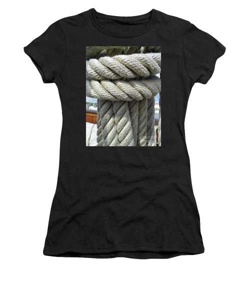 Wrapped Up Tight Women's T-Shirt