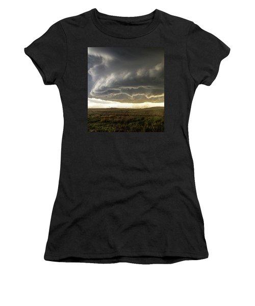 Wray Colorado Tornado 021 Women's T-Shirt