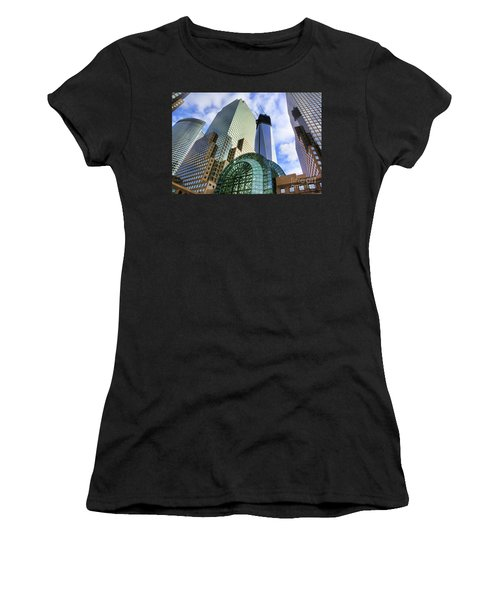 Wtc Nyc Construction I Women's T-Shirt (Athletic Fit)