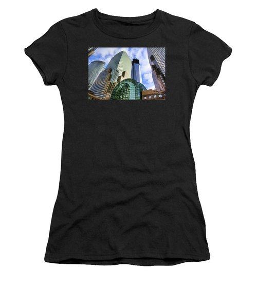 Wtc Nyc Construction I Women's T-Shirt