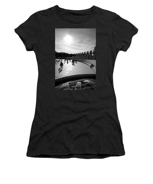 Wwii Memorial Women's T-Shirt