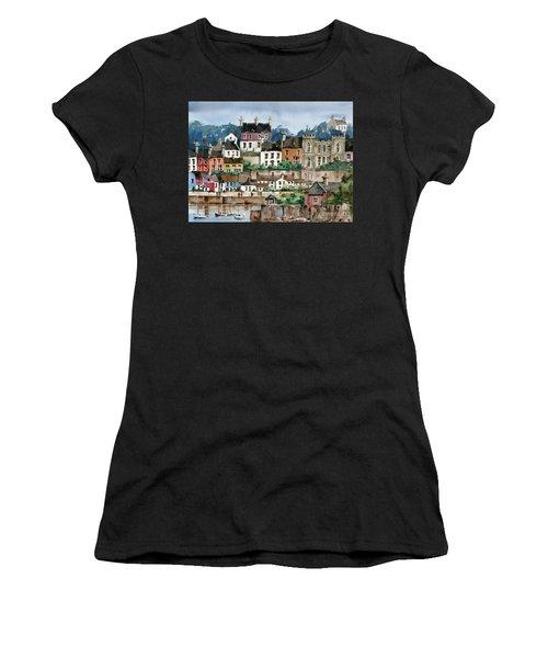 F 762   Kinsale Harbour, Cork Women's T-Shirt