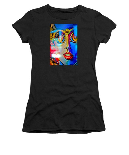 X Is For Xenon - Pinball Women's T-Shirt (Athletic Fit)