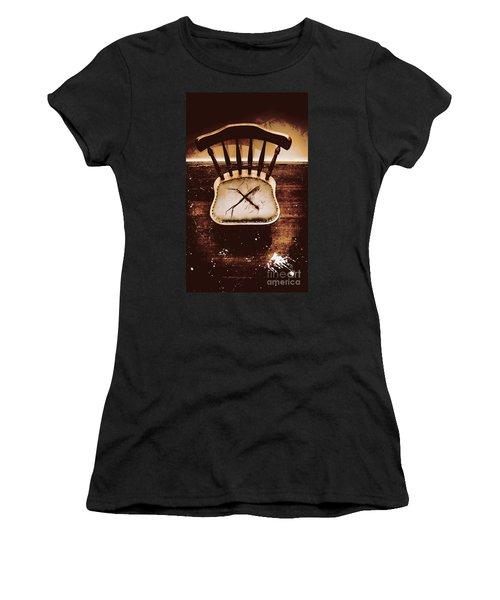X Marks The Spot Women's T-Shirt