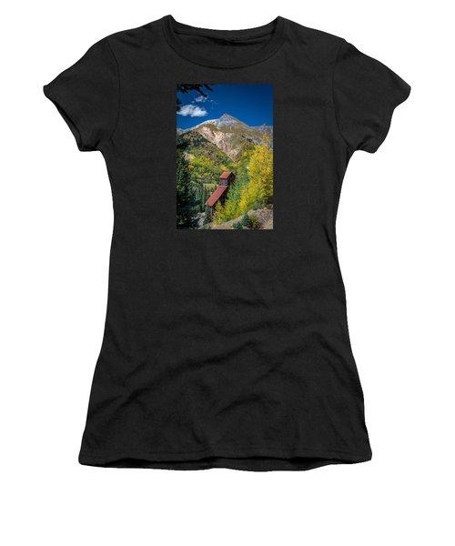 Yankee Girl Mine Women's T-Shirt (Junior Cut) by Michael J Bauer