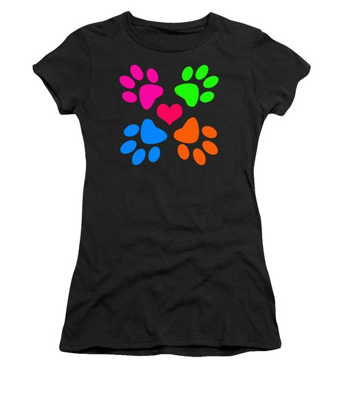 Year Of The Dog Women's T-Shirt (Athletic Fit)