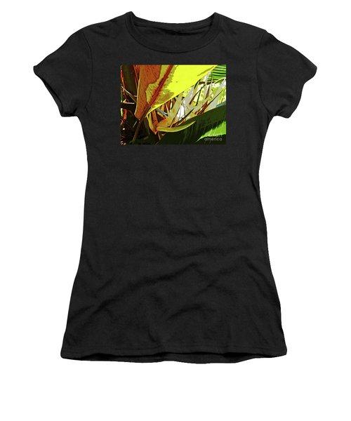 Yellow Bird Women's T-Shirt