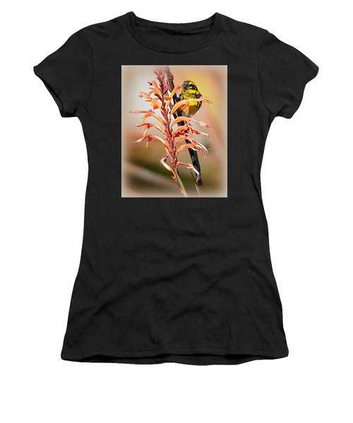 Yellow Bird Hi Women's T-Shirt